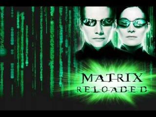 Matrix Reloaded soundtrack Fluke - Zion