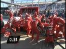 Ferrari Fernando Alonso Fastest Pits stop F1