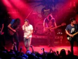 Emarosa - Pretend.Relive.Regret live (Knust in Hamburg / Germany) 13 May 2010
