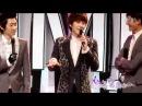 [Fancam] 110423 Kyuhyun said Sungmin is the perfect boyfriend!