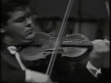 Tchaikovsky Violin Concerto 2nd mov. Vadim Repin, Orchestre national de Lyon, Krivine