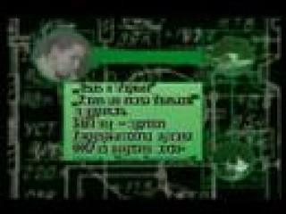 Старый телевизор НТВ 1997 г.