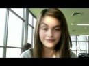Girl Shows Off Eyebrow Dance - Yahoo!.FLV