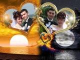 Клип на песню Летим исполняют Геннадий и Татьяна Алиевич