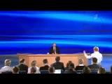 Пресс конференция Путина или как президент врет  краснея о главном