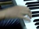 Начальный урок игры на фортепи 20