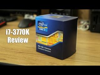 Intel Core i7-3770K 3.5 GHz Ivy Bridge CPU Review + Benchmarks & Overclocking