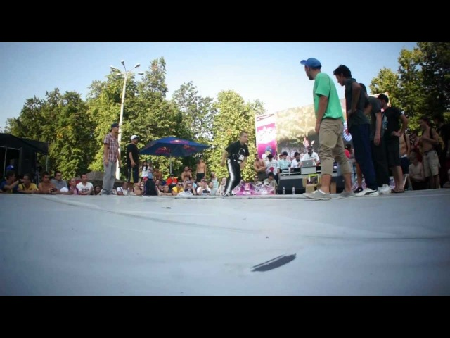 Freestyle Session Russia 2012 Top 9 vs Life International