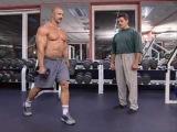 Упражнение на широкую ягодичнйю мышцу