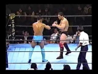 Ken Shamrock vs Yoshiki Takahashi 2 Pancrase: Truth 1