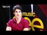 Darren Criss Says Kurt Hummel is the Better Kisser - Teen.com