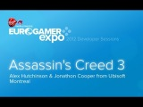 Eurogamer Expo 2012: Assassins Creed 3