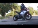 2008 CBR1000RR Jardine GP1-R Full Exhaust