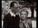 Marilyn Monroe Arthur Miller Interview 1956 on the farm