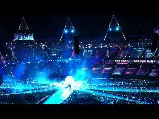 Olympics 2012 Closing Ceremony LIVE - Fatboy Slim