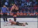 WWE Rey Mysterio and John Cena vs. Chavo Guerrero and The Big Show