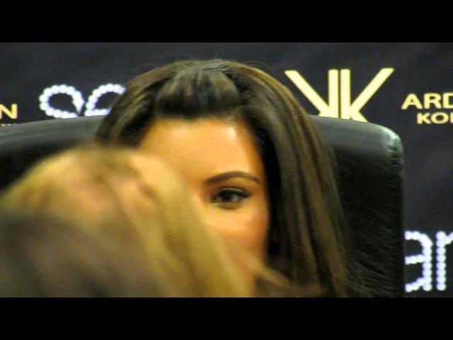 Kardashians at Sears Woodfield Mall