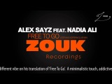 Alex Sayz feat. Nadia Ali - Free To Go (Stefano Noferini Club Mix)