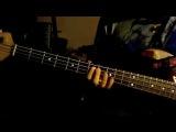 Bass cover Patrick Alavi - Power