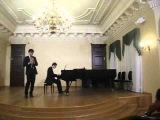 концерт класса кларнета 2.10.2012г. Казань