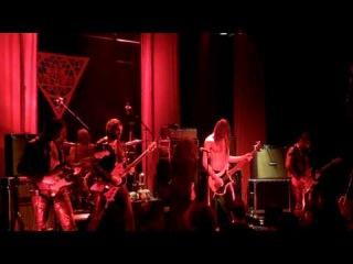 The Devil's Blood - Voodoo Dust @ Romein, Leeuwarden 2012