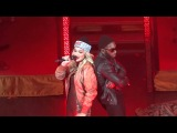 Rita Ora and Tinie Tempah RIP Live in London on 6 Feb 2013