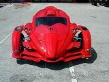 Ali's Aero3S T Rex Finished at Grand Prix Motoring, www.grandprixmotoring.com 713-782-0491