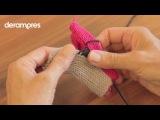 Невидимый шов для сшивания вязаных изделий. Очень просто.