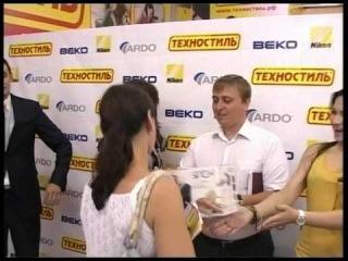 Техностиль Открытие магазина.wmv
