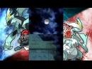 Pokemon Black and White 2 Catching Reshiram Поимка Реширама
