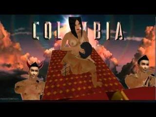 Colambia Love City 3D