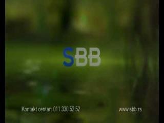 реклама за најбржи интернет у Србији (SBB)