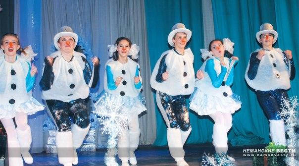Неманские вести: «Рождественские встречи» открыли год культуры