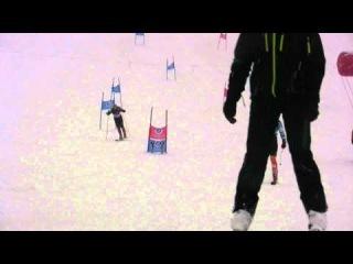Абзаково, параллельный слалом (Мастерс Кубок России по горнолыжному спорту)