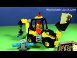 LEGO Junior Эскаватор 10666