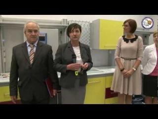 Uroczyste otwarcie Centrum Badań nad Innowacjami oraz Domu Studenta PSW