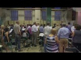M5 Matched Pair in ORTF Placement: Recording A Choir