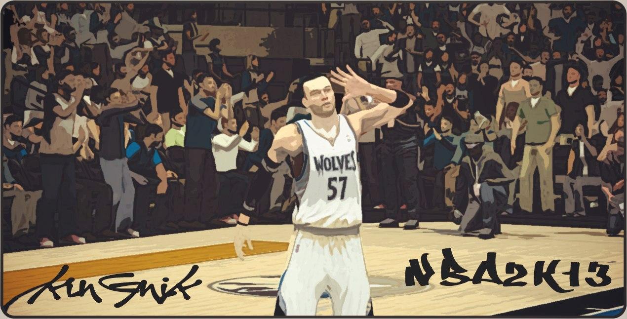 kinGnik NBA2K13