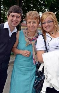 Александра Ефименко, 13 октября , Москва, id206878585