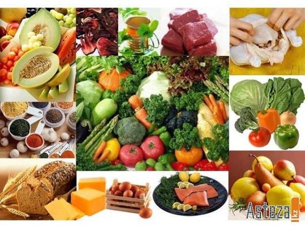 Рецепты вкусной и здоровой пищи
