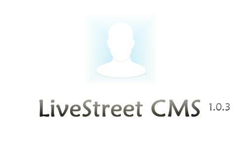 LiveStreet 1.0.3