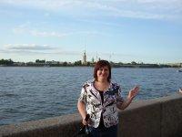 Ольга Скородумова, 9 июня 1991, Санкт-Петербург, id4618205