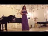 Eleonora Vindau, Aleksander Trofimov — Think Of Me