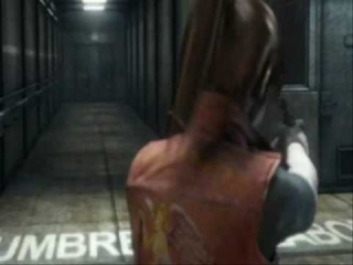 Claire Redfield - Going Under