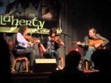 Martin Hayes, Rose Conway Flanagan, and John Doyle at O'Flaherty Irish Music Retreat 2011 (reels)