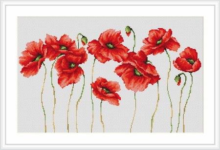 #цветы@krestik_in_ua