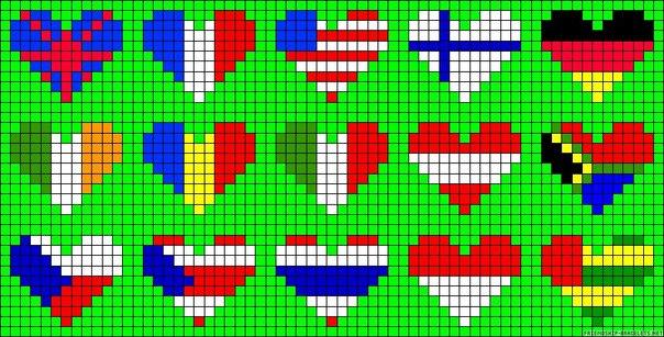как вам наши пиксель арты и