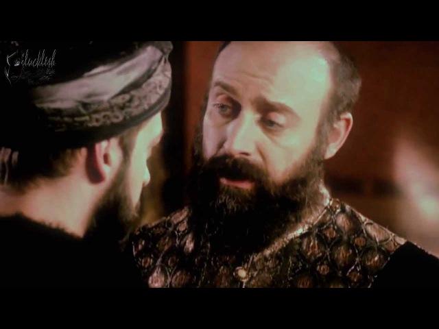Великолепный Век: Сулейман, Хюррем и Ибрагим.