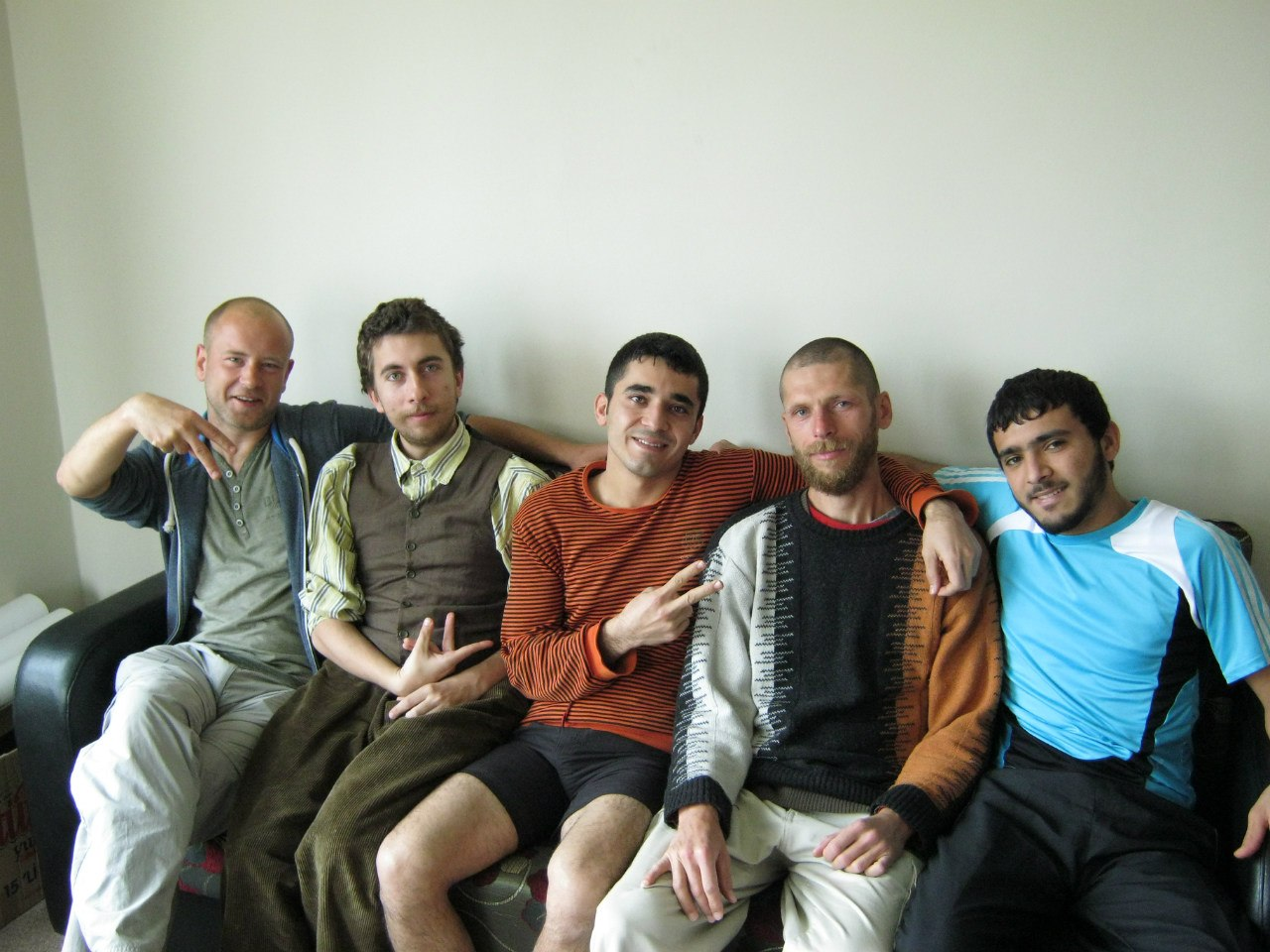В гостях у турецких арабов