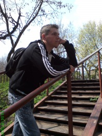 Сережа Журкевич, Николаев